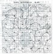 Township 13. N., Range 4 E., Sauk County 1921